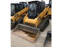 Equipment photo CATERPILLAR 257B3 DELTALADER 1