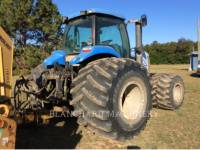 NEW HOLLAND LTD. AG TRACTORS TG305 equipment  photo 4