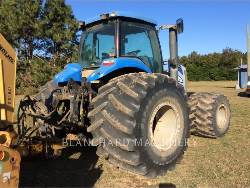 NEW HOLLAND LTD. TRATORES AGRÍCOLAS TG305 equipment  photo 4