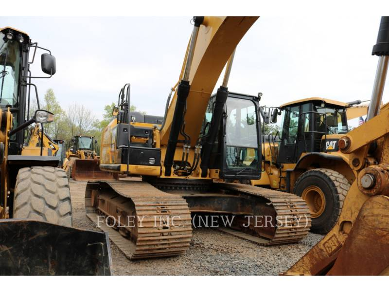 CATERPILLAR TRACK EXCAVATORS 336EL TC equipment  photo 4