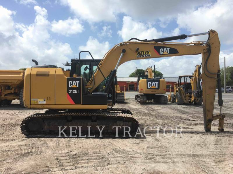 CATERPILLAR TRACK EXCAVATORS 312EL equipment  photo 9