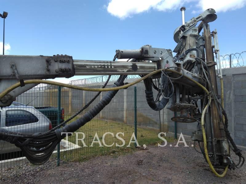 OLDENBURG CANNON Wiertnice Obrotowe Do Otworów Strzałowych DPIS-1-HED equipment  photo 6