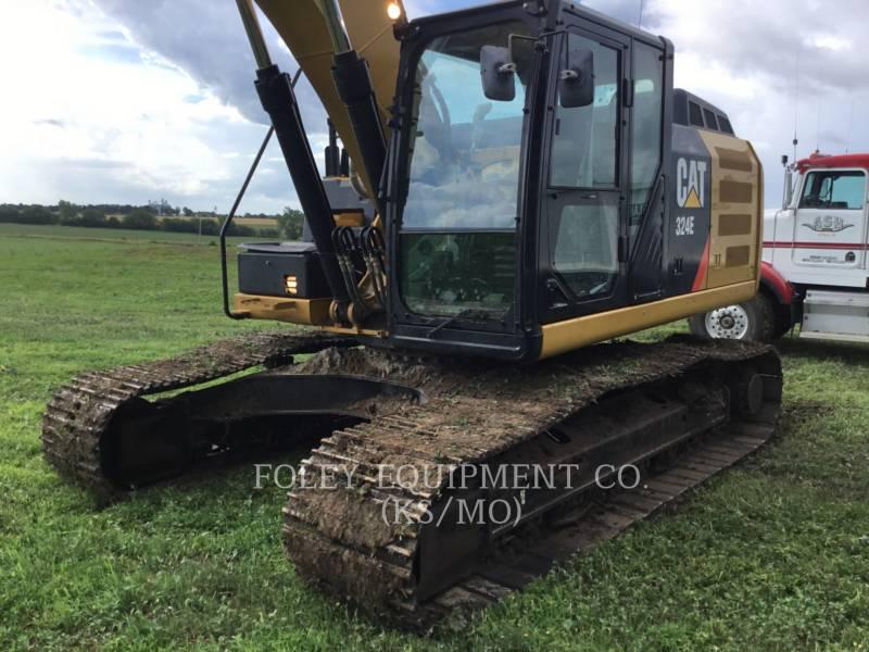 CATERPILLAR 履带式挖掘机 324EL equipment  photo 5