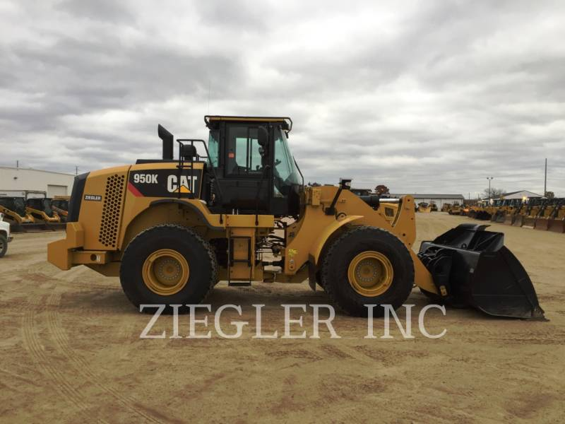 CATERPILLAR CARGADORES DE RUEDAS 950K equipment  photo 6