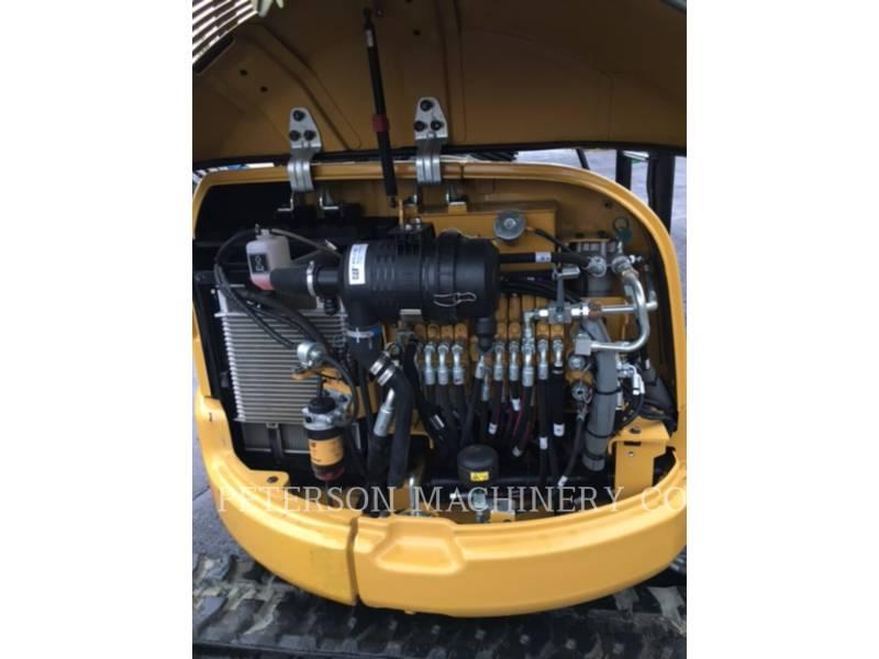 CATERPILLAR TRACK EXCAVATORS 303.5E2 equipment  photo 9