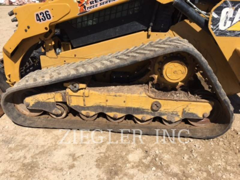CATERPILLAR MULTI TERRAIN LOADERS 299DXHP equipment  photo 5