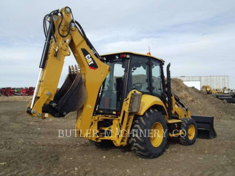 CATERPILLAR CHARGEUSES-PELLETEUSES 420 F 2 IT equipment  photo 4