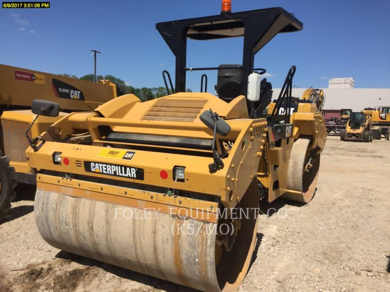 CATERPILLAR COMPACTORS CB64 equipment  photo 3