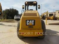 CATERPILLAR VIBRATORY SINGLE DRUM SMOOTH CS-54B equipment  photo 13