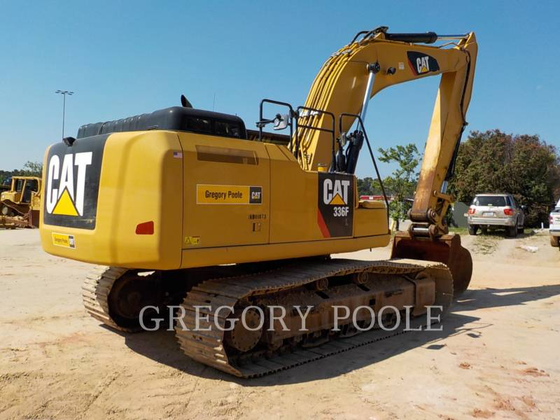CATERPILLAR EXCAVADORAS DE CADENAS 336F L equipment  photo 10