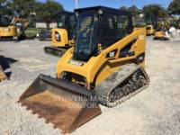 Equipment photo Caterpillar 247B3 ÎNCĂRCĂTOARE PENTRU TEREN ACCIDENTAT 1