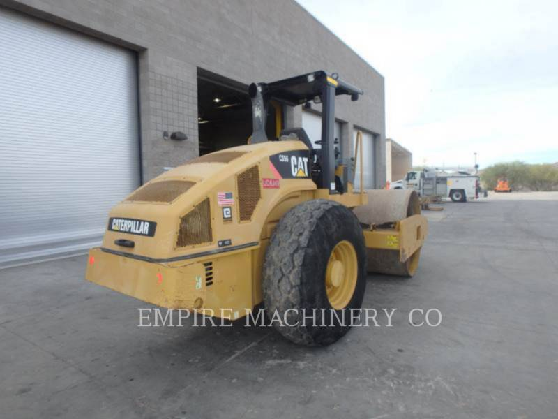 Caterpillar SUPORT TAMBUR SIMPLU PENTRU ASFALT CS56 equipment  photo 2