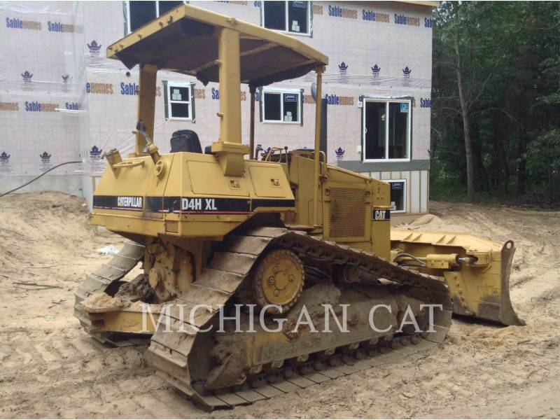 CATERPILLAR TRATORES DE ESTEIRAS D4HX equipment  photo 4