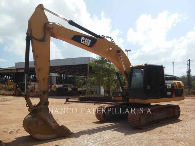 CATERPILLAR TRACK EXCAVATORS 320D2 equipment  photo 1