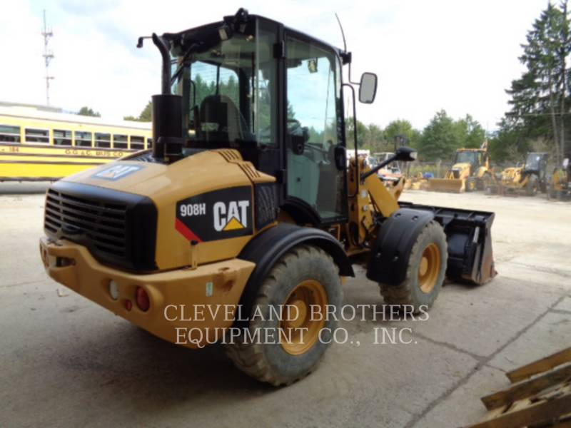 CATERPILLAR PALE GOMMATE/PALE GOMMATE MULTIUSO 908H equipment  photo 4