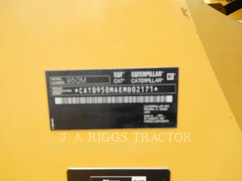 CATERPILLAR WHEEL LOADERS/INTEGRATED TOOLCARRIERS 950M 2 equipment  photo 8