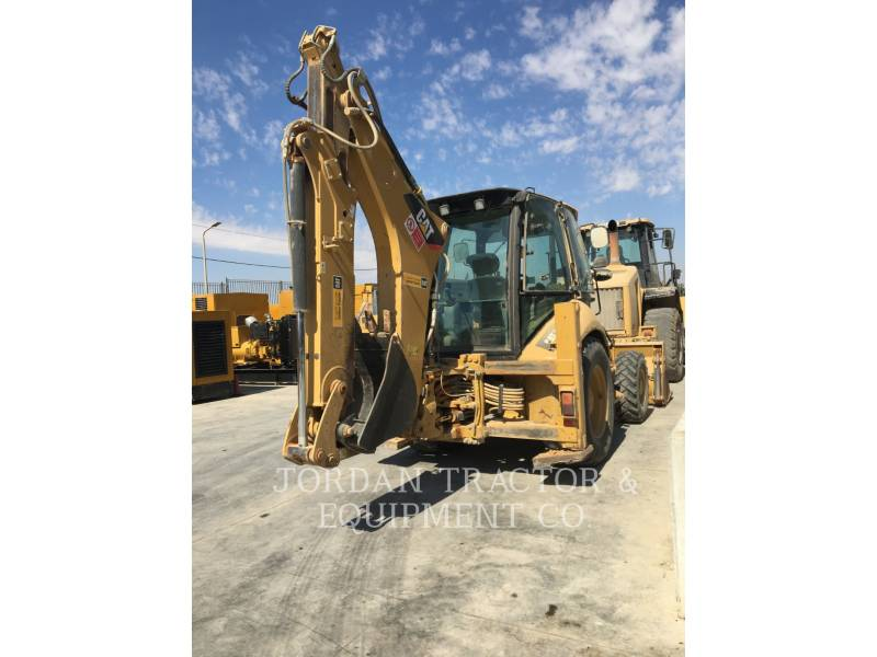 CATERPILLAR BAGGERLADER 432E equipment  photo 2