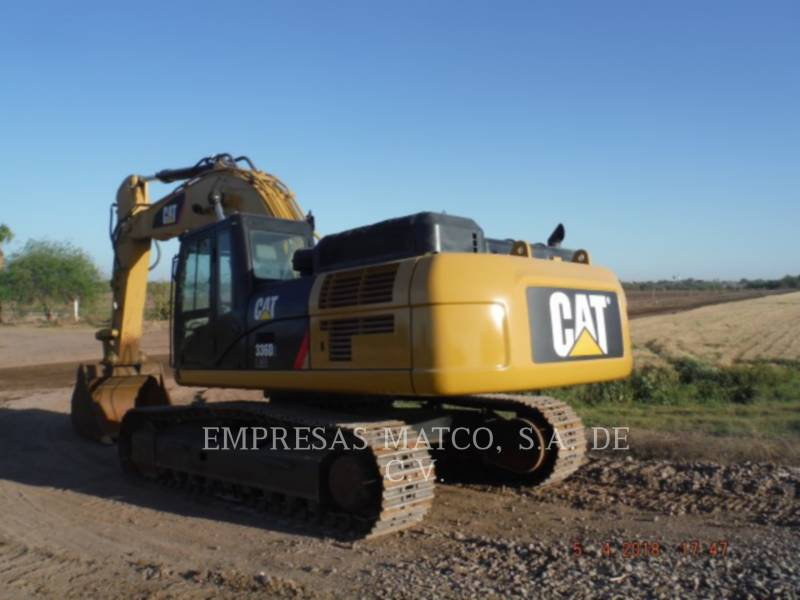 CATERPILLAR TRACK EXCAVATORS 336D2L equipment  photo 4