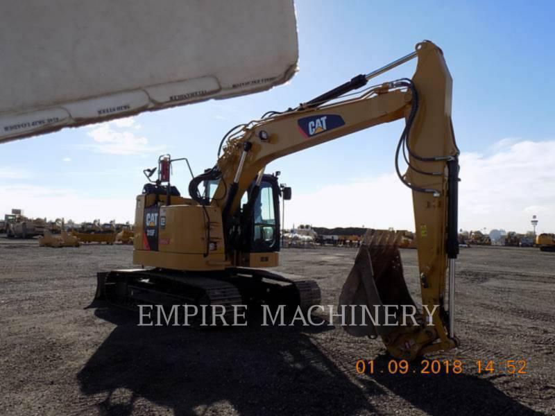 CATERPILLAR KETTEN-HYDRAULIKBAGGER 315FLCR equipment  photo 1