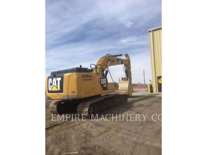 CATERPILLAR TRACK EXCAVATORS 330FL TH P equipment  photo 3