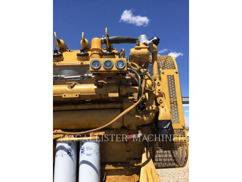 CATERPILLAR GRUPPI ELETTROGENI FISSI G3412 equipment  photo 11