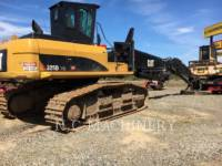 Equipment photo CATERPILLAR 325D FMLL MACHINE FORESTIERE 1