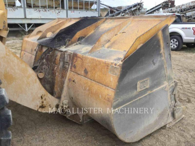 CATERPILLAR WHEEL LOADERS/INTEGRATED TOOLCARRIERS 972GII equipment  photo 10
