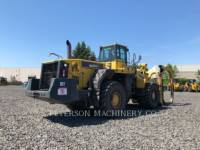 KOMATSU LTD. WHEEL LOADERS/INTEGRATED TOOLCARRIERS WA600-6 equipment  photo 3