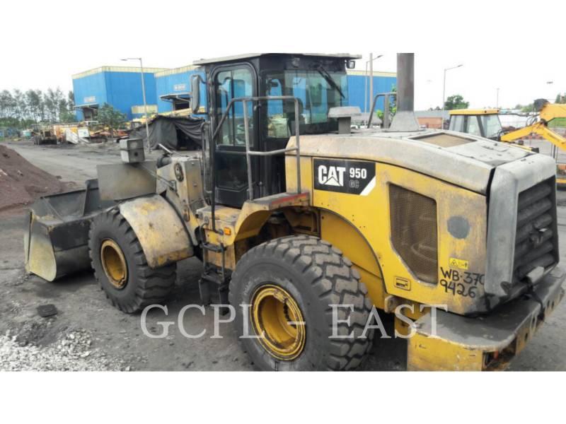 CATERPILLAR MINING WHEEL LOADER 950GC equipment  photo 5