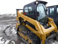 CATERPILLAR CHARGEURS COMPACTS RIGIDES 259D H2CB equipment  photo 2