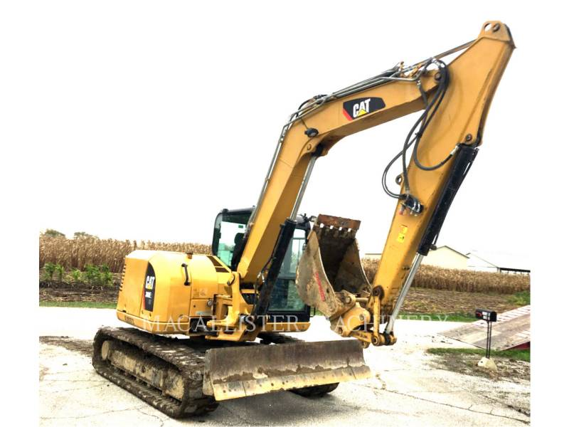 CATERPILLAR PALA PARA MINERÍA / EXCAVADORA 308E2 CR equipment  photo 2