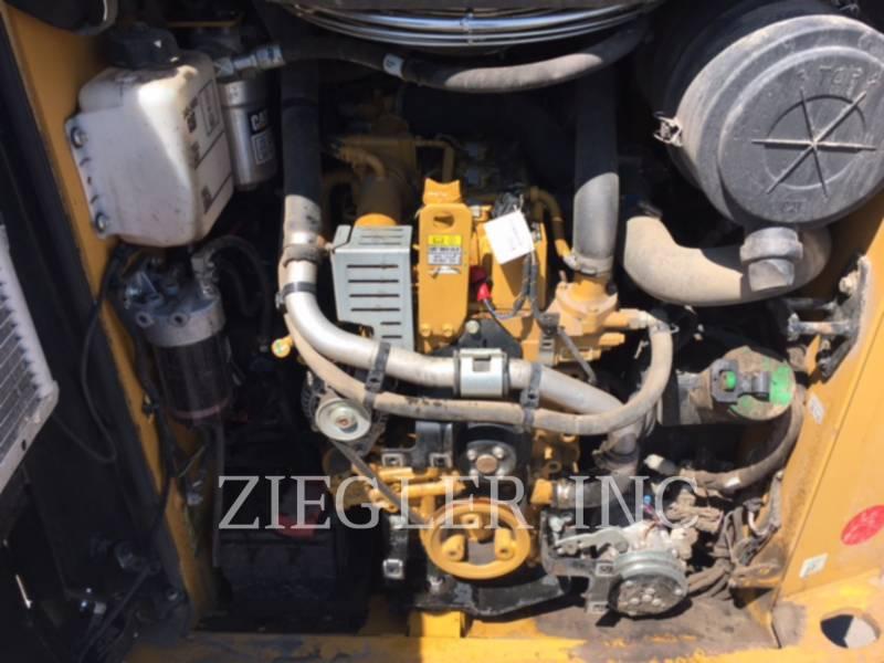 CATERPILLAR CARGADORES MULTITERRENO 257DS equipment  photo 6