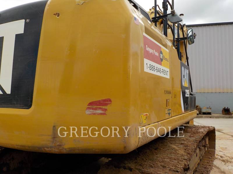 CATERPILLAR EXCAVADORAS DE CADENAS 329E L equipment  photo 12