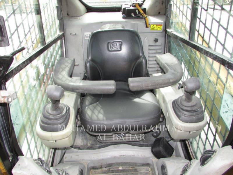 CATERPILLAR CHARGEURS COMPACTS RIGIDES 246 C equipment  photo 17