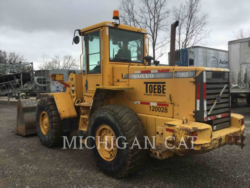 VOLVO CONSTRUCTION EQUIPMENT WHEEL LOADERS/INTEGRATED TOOLCARRIERS L90D equipment  photo 3