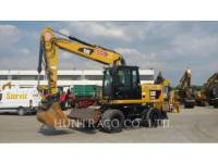 Equipment photo Caterpillar M315D EXCAVATOARE PE ROŢI 1