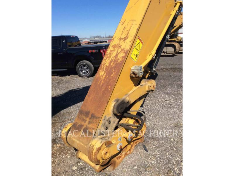 CATERPILLAR TRACK EXCAVATORS 349EL equipment  photo 9