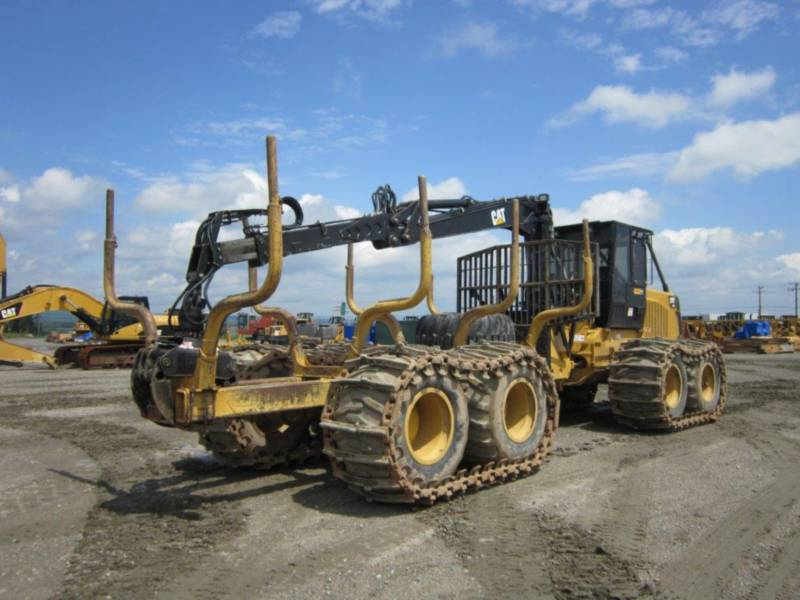 CATERPILLAR FORSTWIRTSCHAFT - FORWARDER 574 equipment  photo 3