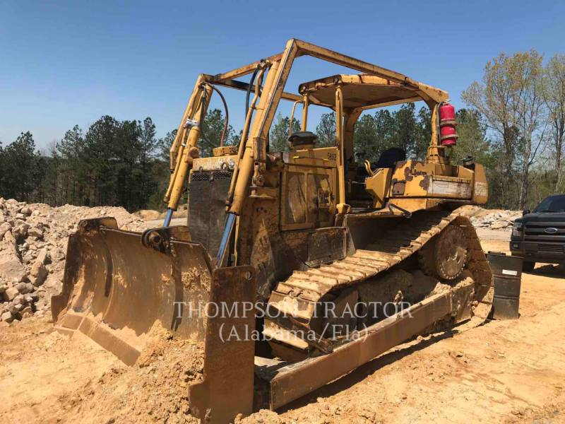 CATERPILLAR TRACTORES DE CADENAS D6HII equipment  photo 1
