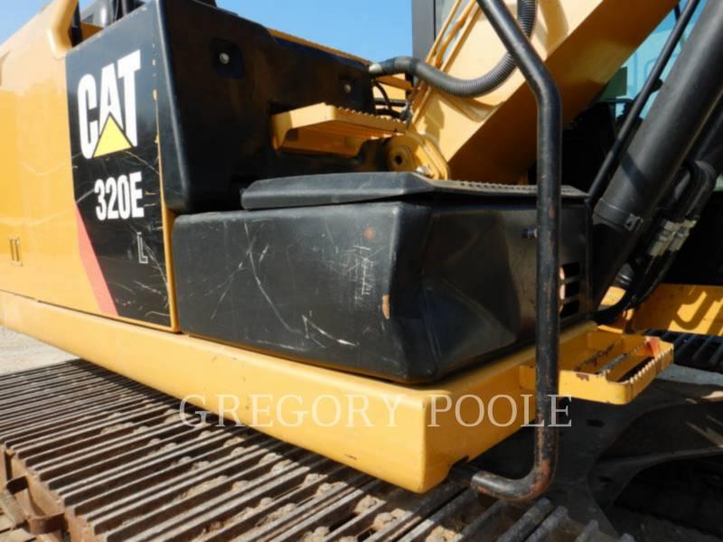 CATERPILLAR 履带式挖掘机 320EL equipment  photo 21