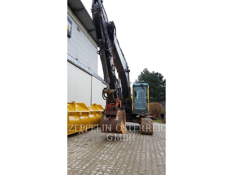 VOLVO TRACK EXCAVATORS EC210BNLC equipment  photo 9