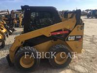 CATERPILLAR SKID STEER LOADERS 242D equipment  photo 1