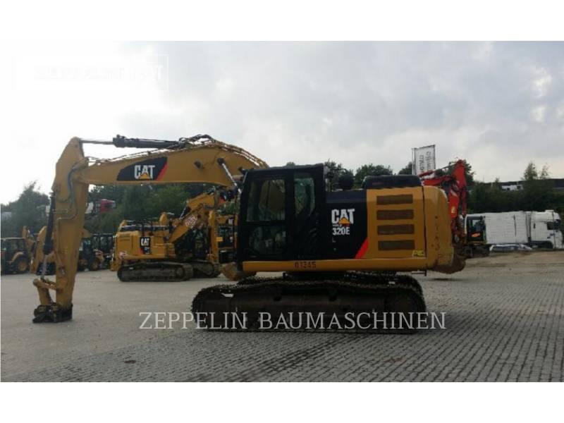 CATERPILLAR PELLES SUR CHAINES 320EL equipment  photo 4