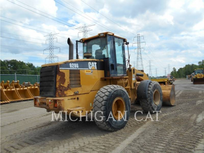 CATERPILLAR WHEEL LOADERS/INTEGRATED TOOLCARRIERS 928G equipment  photo 4