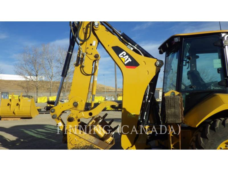 CATERPILLAR CHARGEUSES-PELLETEUSES 420F2ITLRC equipment  photo 4