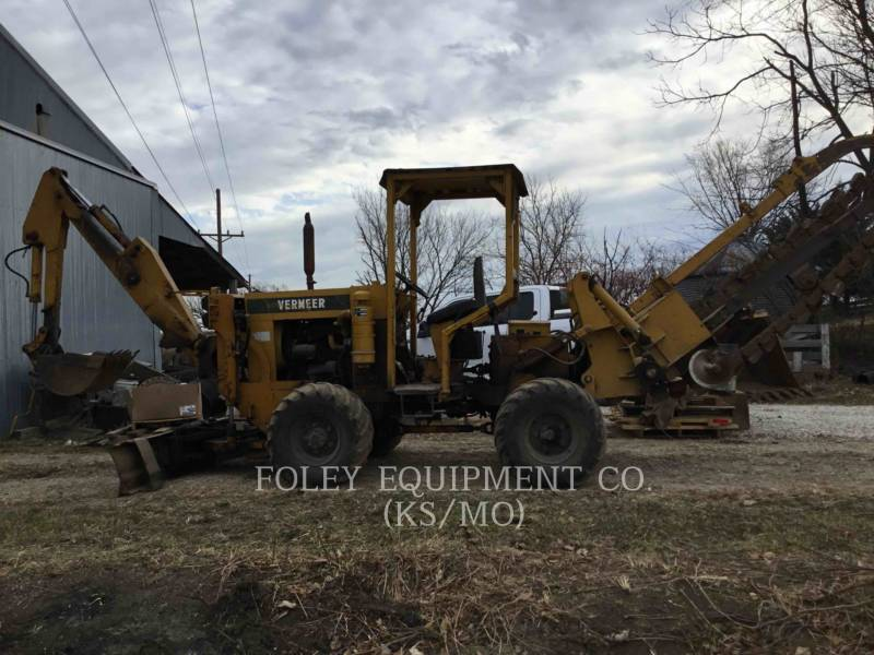 VERMEER TRENCHERS M470 equipment  photo 2