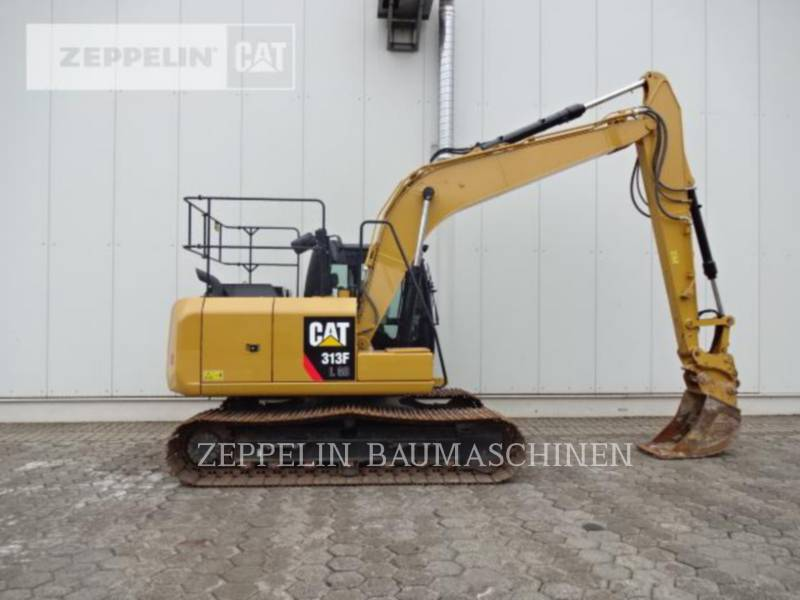 CATERPILLAR PELLES SUR CHAINES 313FLGC equipment  photo 5