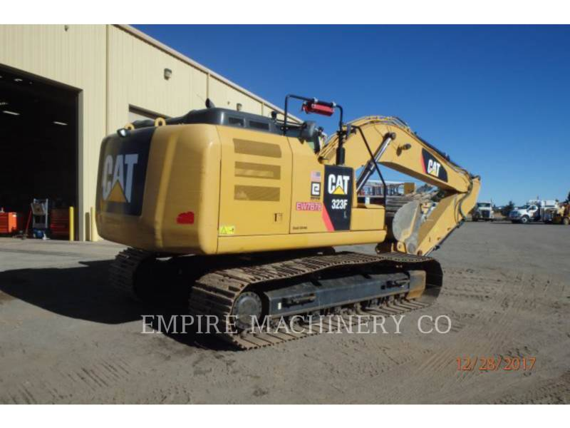 CATERPILLAR PELLES SUR CHAINES 323FL equipment  photo 2