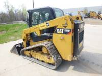 CATERPILLAR TRACK LOADERS 239D CB equipment  photo 3