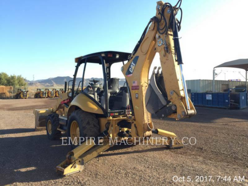 CATERPILLAR BACKHOE LOADERS 420F 4EO P equipment  photo 3